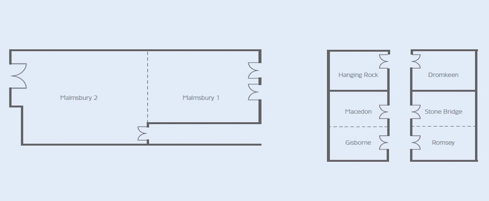 Mantra Tullamarine Conference Floor Plans