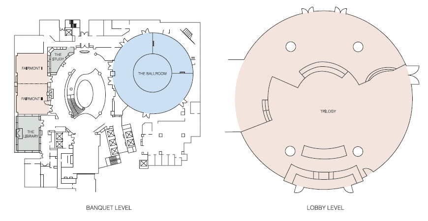 Park Hyatt Melbourne Conference Floor Plans